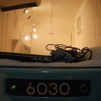 A 6030-as a kapszula hotelban