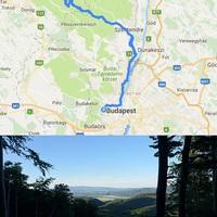 2016-08-14 – túra a Pilismaróti öbölhöz..