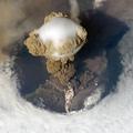 Mai képünk: Szaricsev vulkán