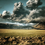 Eyjafjallajökull, Izland