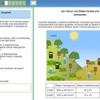 A PISA-felmérés kapcsán - adatelemzés feladat
