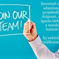 Csatlakozz csapatunkhoz