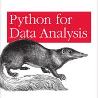 Review: Python for Data Analysis (O'Reilly Media)