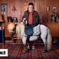 Eredményhirdetés: Reklámrejtvény nagymamával és pónival