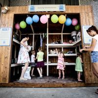 Megnyílt Budapest első Közösségi Adományozó Pontja