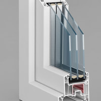 Ablakprofil választása a télikertépítéshez