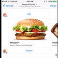Messengeres Burger King