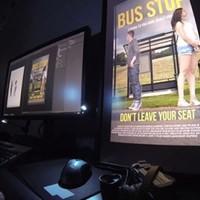 Adobe: a világ legviccesebb buszmegállója
