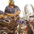 szinkronhangok: bűnvadászok