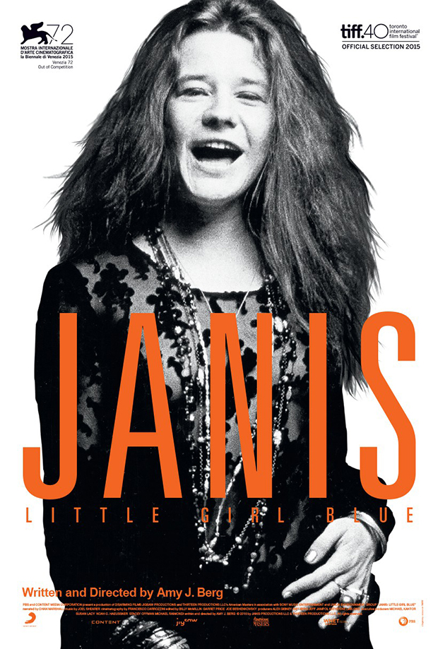 trailer + poszter: janis – little girl blue (2015)