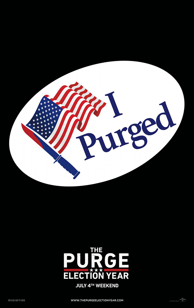 trailer + poszter: the purge – election year (2016)