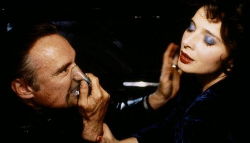 magyar trailer + poszter + van képünk hozzá: kék bársony [blue velvet] (1986)