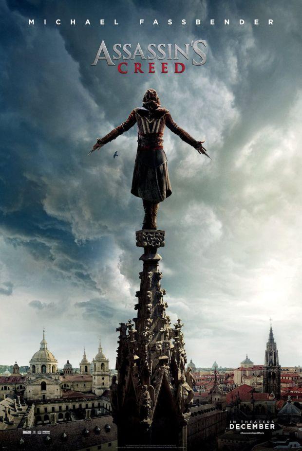 trailer + poszter: assassin's creed (2016)