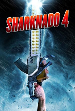 tv-trailer + tv-poszter: sharknado 4 – the 4th awakens (2016)