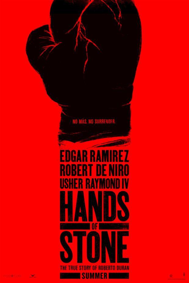 trailer + poszter: hands of stone (2016)