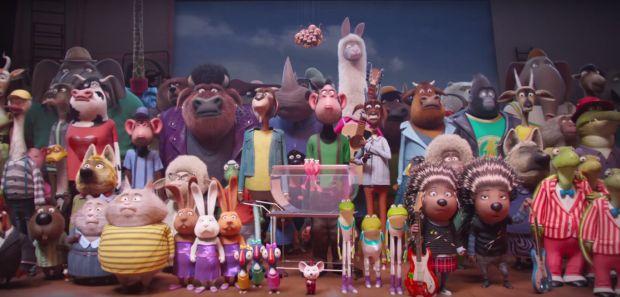 trailer: énekelj! [sing] (2016)