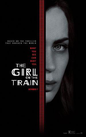 trailer + poszter: a lány a vonaton [the girl on the train] (2016)