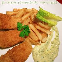 Egy tökéletes Ponty & Chips