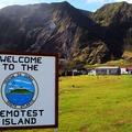 FUTBALL AZ ISTEN HÁTA MÖGÖTT: Tristan da Cunha