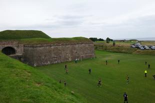Futball a XVI. században!