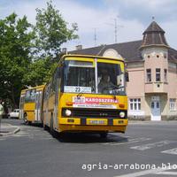 Ikarus 200-asok Győr-Moson-Sopron megyében.