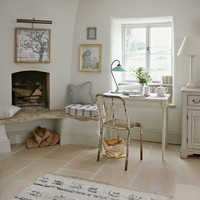 Napi-kisszínes: French style decoration