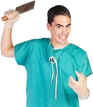 Médico descuartizador
