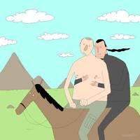Leszel a drúgom? Seagal és Putyin - Túl a barátságon