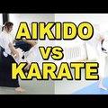 Utcai harc: ilyen, amikor a karate találkozik az aikidóval