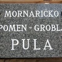 KATONAI TEMETŐ - PULA