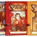 Ajándék gyerekeknek! Spiderwick könyvcsomag német nyelven!