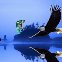 Homofób Raptor kalandjai