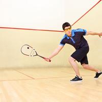 Egy divatos sport, a squash