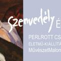 Perlrott Csaba kiállítás Szentendrén a Művészet Malomban
