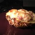 Tejszínes- ananászos csirke