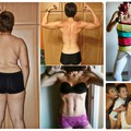Fogyás után súlyzós edzés