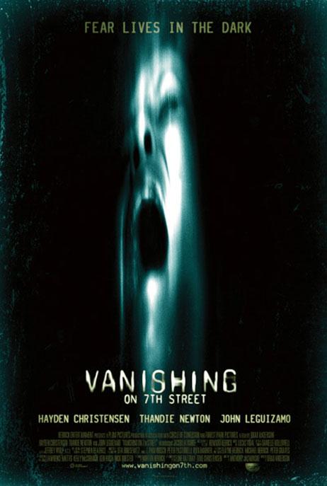 A Vanishing on 7th Sreet teaser posztere