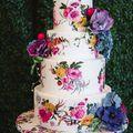 A desszertpult királynői: Esküvői tortacsodák 2018-ra