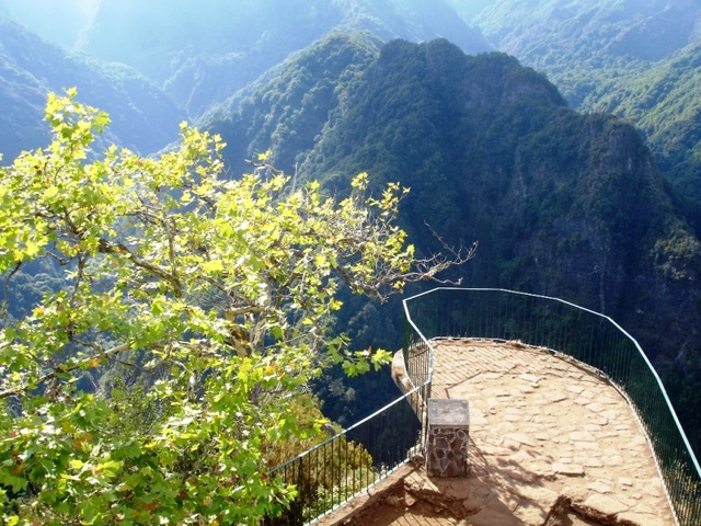 Levadatúrák Maderia északi részén