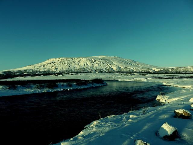 Az izlandi Arany Háromszög