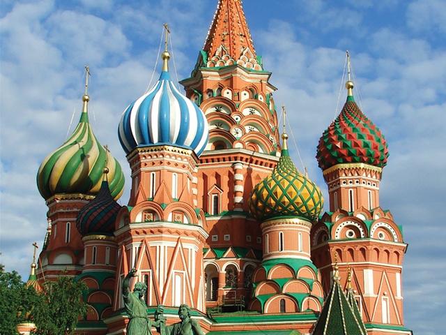 Hosszú hétvége Moszkvában