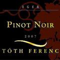 Tóth Ferenc Egri Pinot Noir 2007