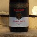 Szeleshát Pinot Noir 2007