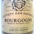 Maison Louis Jadot Bourgogne Rouge - Couvent des Jacobins 2009