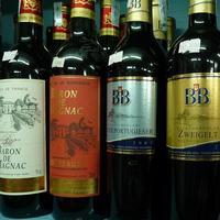 Magyar borok külföldi polcokon