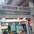 Bécs, Stephansplatz, utcai árus