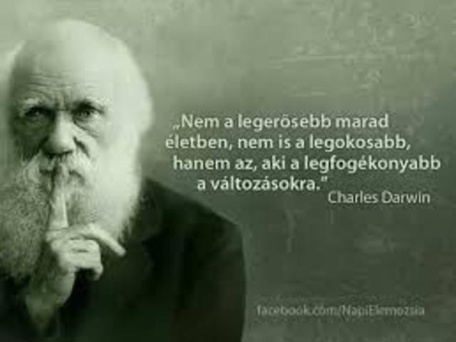 Éljen Darwin!