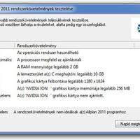 Megfelelő a számítógépem az Allplan 2011-hez?