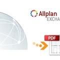 PDF export az Allplan Exchange alkalmazással