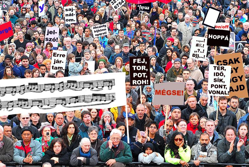 Tüntetés: Általános Tüntetés